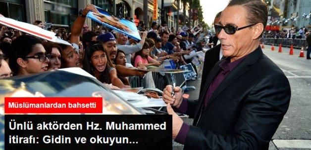 Van Damme: Hz. Muhammed Çok Zeki Biriydi