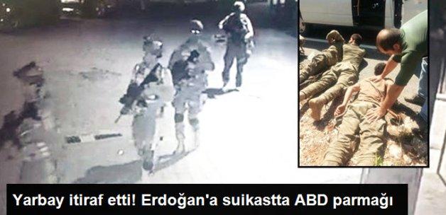 Yarbay İtiraf Etti! Darbecilere Erdoğan'ın Yerini ABD Bildirecekti