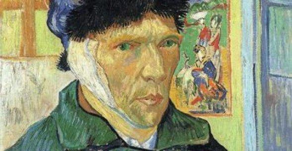 Yüz yıllık bilmece çözüldü: Ressam van Gogh, kulağının tamamını kesmiş