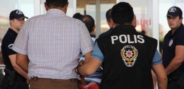 128 kişiye FETÖ'den tutuklama