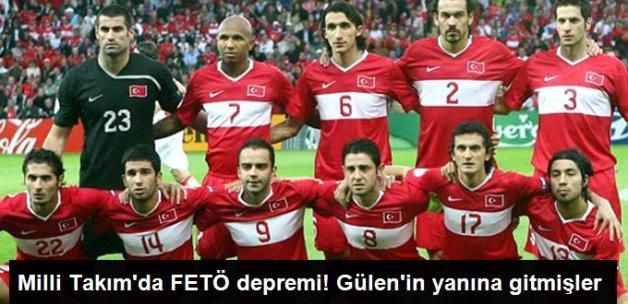 2010'da Gülen'in Yanına Giden Futbolcular Soruşturulacak