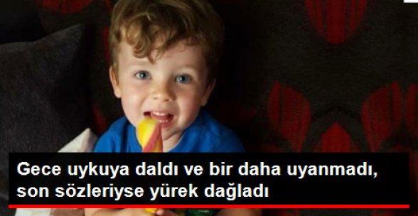 3 Yaşındaki Çocuk Ani Bebek Ölümü Sendromu ile Hayatını Kaybetti