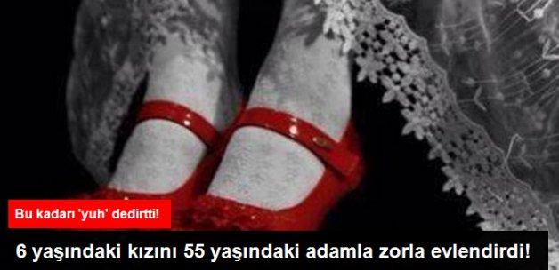 6 Yaşındaki Kız Çocuğu 55 Yaşındaki Adamla Zorla Evlendirildi