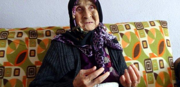 89 yaşındaki kadının parmağını kırıp yüzüğünü gasp etti