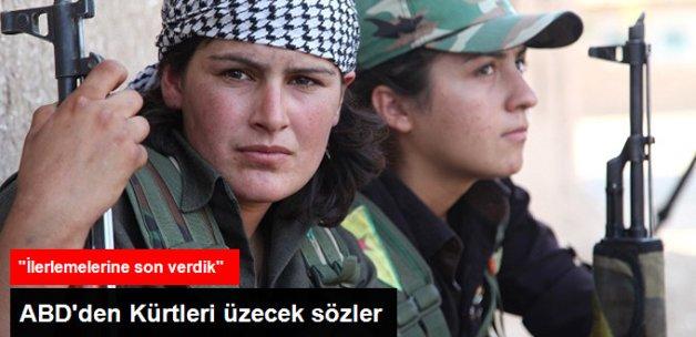 ABD'den Kürtleri Üzecek Sözler: Kürtlerin İlerlemesine Son verdik