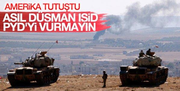 ABD Dışişleri'nden Suriye operasyonu ile ilgili açıklama