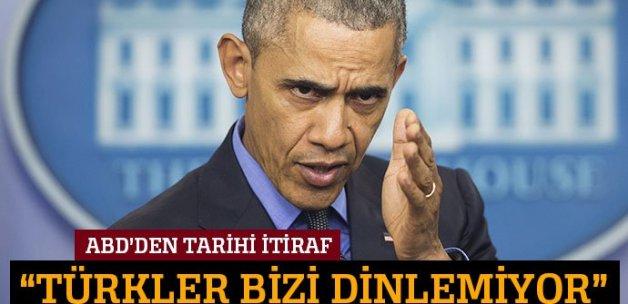 ABD'li büyükelçinin Türkiye itirafları
