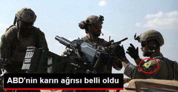 ABD'nin Karın Ağrısı Belli Oldu: YPG Saflarında Öldürülen ABD Askerleri