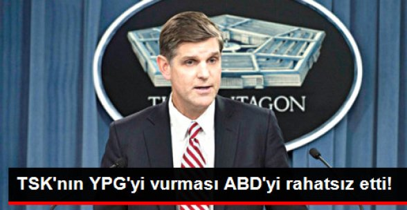 ABD Söz Konusu YPG Olunca Ağız Değiştirdi: Çatışmalar Kabul Edilemez