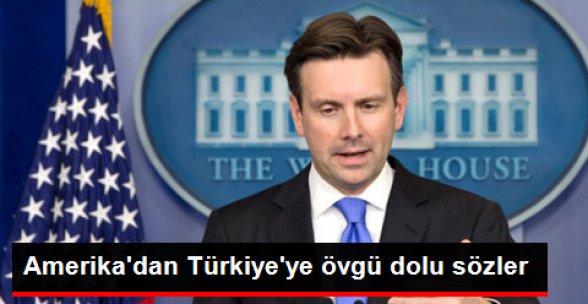 ABD Sözcüsü: Türkiye DAEŞ'le Mücadelede Değerli Katkılar Sundu