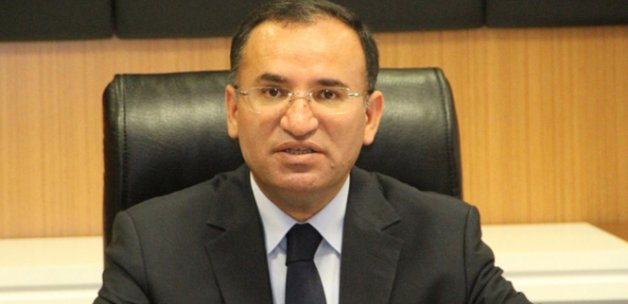 Adalet Bakanı Bozdağ: 'Herhangi bir af çalışması yoktur'