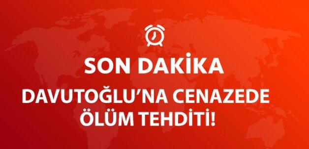Ahmet Davutoğlu'na Yaklaşıp Ölümle Tehdit Eden Kişi Gözaltına Alındı