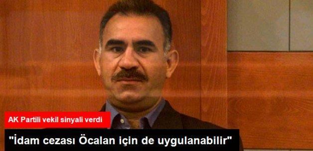AK Partili Özkaya: İdam Cezası Öcalan İçin de Uygulanabilir
