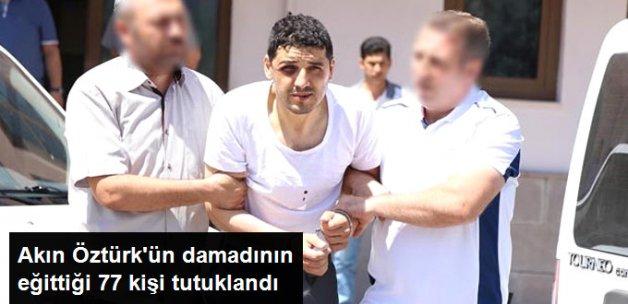 Akıncı Üssü'nde Eğitim Gören 77 Kursiyer Tutuklandı
