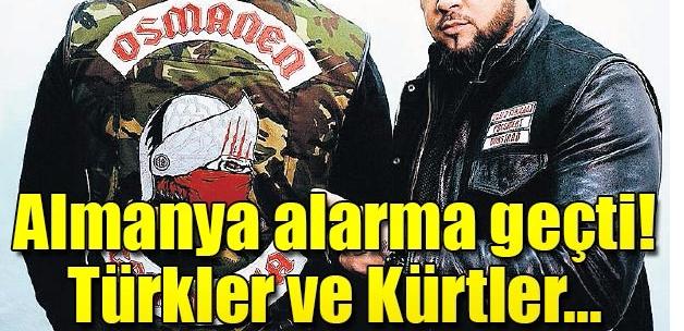 Almanya'da Türk ve Kürtler arasında çatışma endişesi