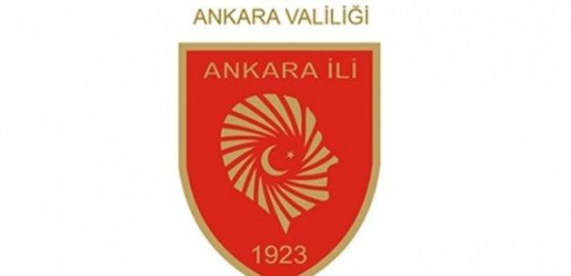 Ankara Valiliği: 3 bin 679 kişi tutuklandı