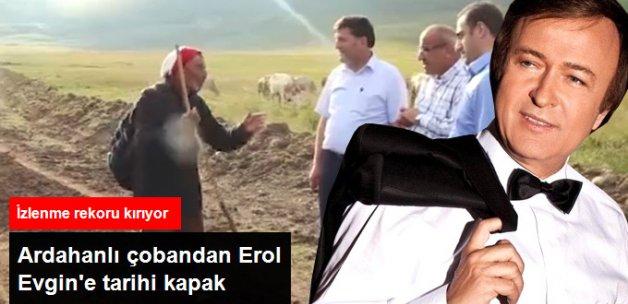 Ardahanlı Çoban, Erol Evgin'i Utandırdı