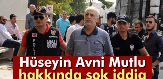 Avukat Muzaffer Ava'dan Hüseyin Avni Mutlu hakkında şok iddia
