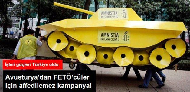 Avusturya'da Skandal Kampanya! Darbeciler İçin Para Toplanıyor