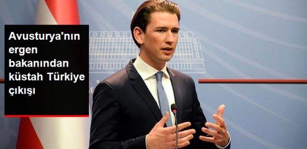 Avusturyalı Bakan: AB'nin Türkiye ile Anlaşmaya İhtiyacı Yok