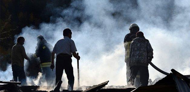 Bağdat'ta 11 bebek hastanede çıkan yangında öldü