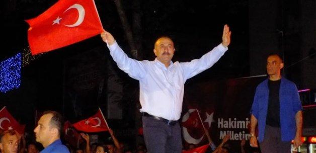 Bakan Çavuşoğlu: 'Hepimizi katledeceklerdi'