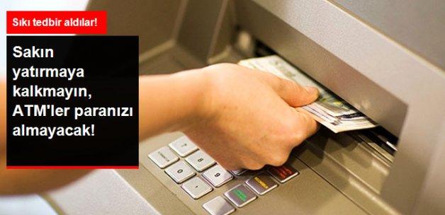 Banka ATM'leri Piyasadaki Sahte Banknotlar İçin Tedbir Aldı