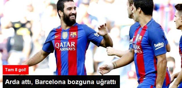 Barcelona, Real Betis'i 6-2 Mağlup Etti, Arda 1 Gol 1 Asistle Oynadı