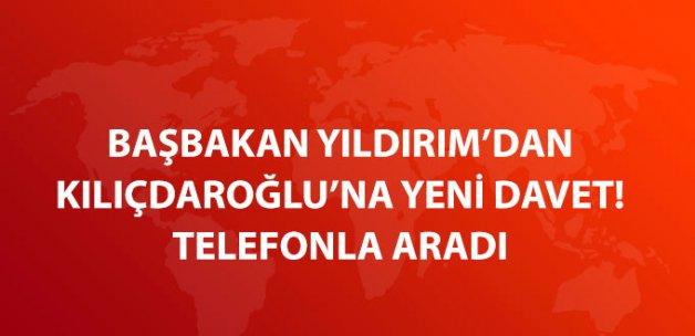 Başbakan Kılıçdaroğlu'nu Aradı: Yenikapı Mitinginde Sizi de Görmek İstiyoruz