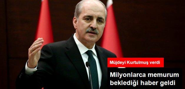 Başbakan Yardımcısı Kurtulmuş: Kamuda Yıllık İzin Yasağı Kaldırıldı