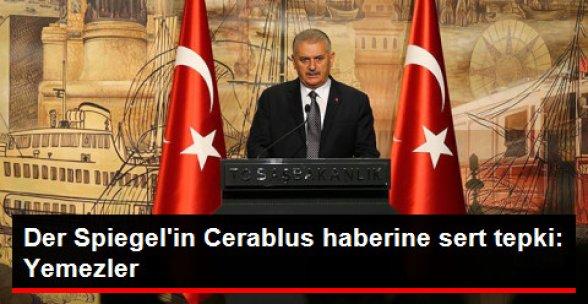 Başbakan Yıldırım'dan Alman Dergisi Der Spiegel'e: Yemezler