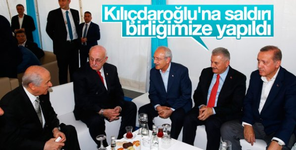 Başbakan Yıldırım'dan Kılıçdaroğlu açıklaması