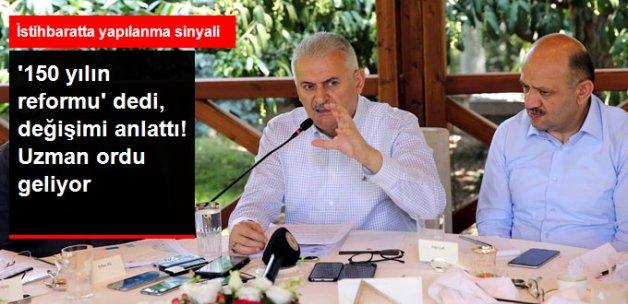 Başbakan Yıldırım TSK'daki Değişimi Anlattı: 150 Yıllın Reformu