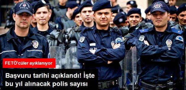 Başvuru Tarihi Açıklandı! 10 Bin Polis Adayı Alınacak