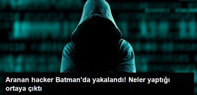 """Batman'da PKK'nın """"Hacker""""ı Şüpheli Hareketlerinden Yakalandı"""