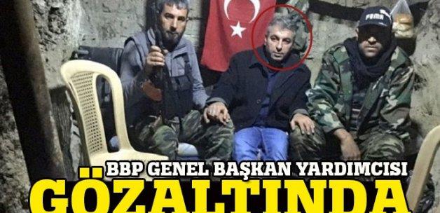 BBP Genel Başkan Yardımcısı Kaptan Kartal'a FETÖ'den gözaltı