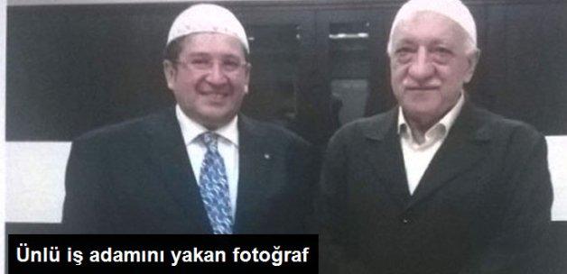 Boydak'ın Fetö Lideri Fethullah Gülen ile Fotoğrafları Ortaya Çıktı