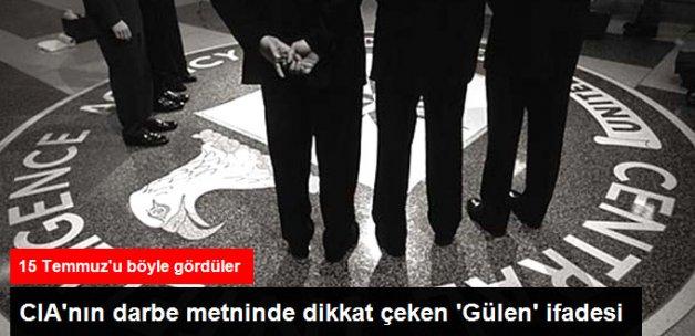Cıa, Türkiye'deki Darbe Girişimini Resmi Sitesine Ekledi