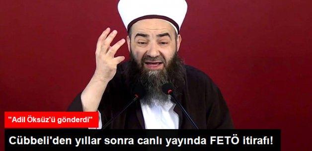 Cübbeli Ahmet: Gülen Bana Cezaevindeyken Adil Öksüz'ü Gönderdi