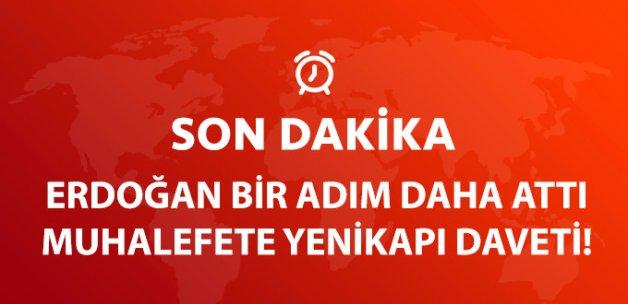 Cumhurbaşkanı Erdoğan'dan Kılıçdaroğlu ve Bahçeli'ye Yeni Kapı Daveti
