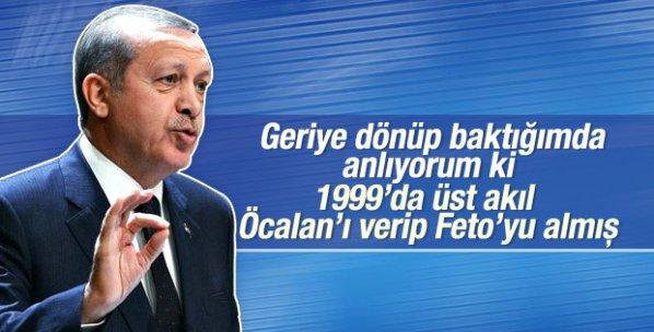Cumhurbaşkanı Erdoğan'dan Öcalan-Gülen takasına yorum