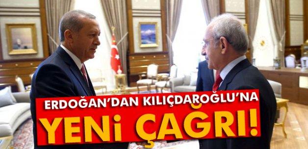 """Cumhurbaşkanı Erdoğan: """"Sayın Kılıçdaroğlu'nun da orada olmasını istiyorum"""""""