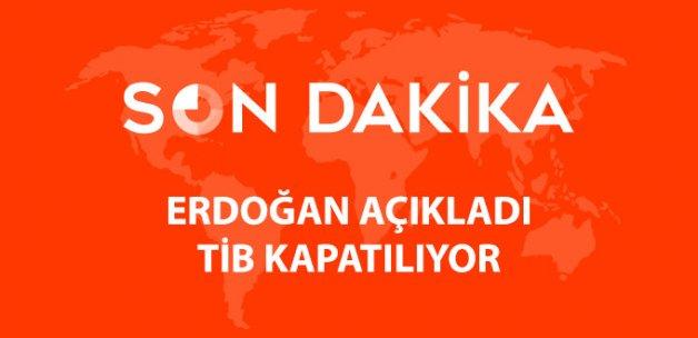 Cumhurbaşkanı Erdoğan: TİB'i Kapatacağız, Pisliğin Kaynağı Orası