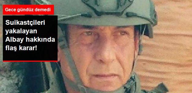 Darbeci Askerleri Yakalayan Albay, Tuğgeneralliğe Yükseltildi