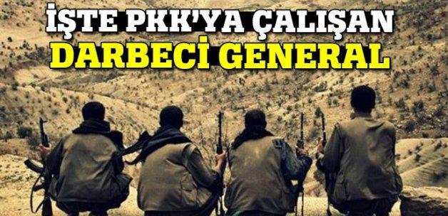 Darbeci general PKK'ya çalışmış!