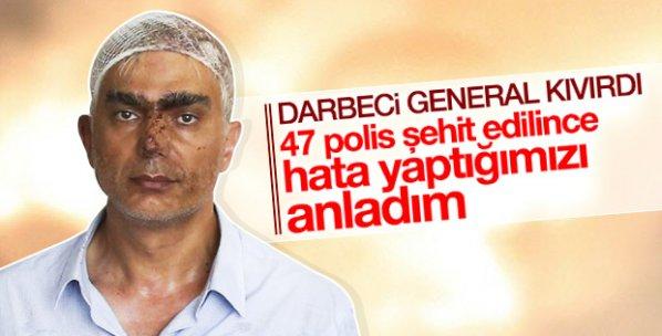 Darbeci general Timurcan Ermiş'in ifadesi ortaya çıktı