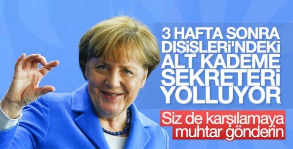 Darbeden 3 hafta sonra Almanya'dan Türkiye'ye ziyaret