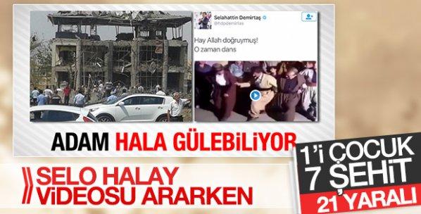 Diyarbakır'da 4 polis 1'i çocuk 2 sivil şehit oldu
