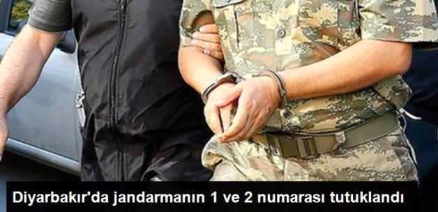 Diyarbakır Jandarma Bölge Komutanı ile İl Jandarma Komutanı Tutuklandı