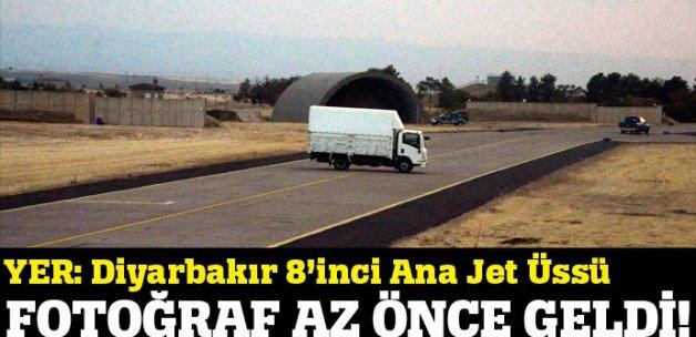 Diyarbakır'da izinsiz kalkış olmasın diye önlem alındı!